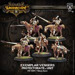Protectorate of Menoth Exemplar Vengers Cavalry Unit