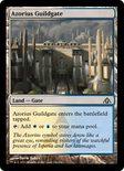 Azorius Guildgate - Dragon's Maze