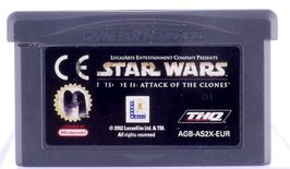 Star Wars: Episode II: Attack of the Clones - GBA