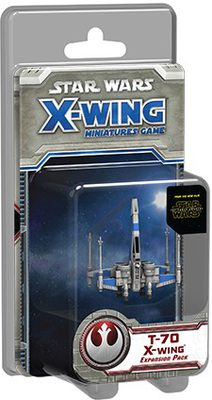 Star Wars X-Wing Miniatures Game: T-70 X-Wing Expansion Pack