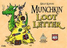 Munchkin Loot Letter - Boxed Edition
