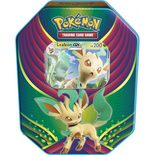 Pokemon Evolution Celebration Tin: Leafeon GX
