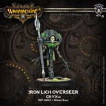 Cryx Iron Lich Overseer