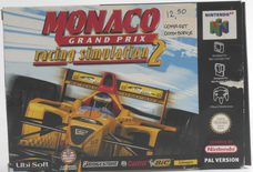 Monaco Grand Prix: Racing Simulation 2 - N64