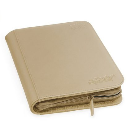 Ultimate Guard ZipFolio Xenoskin 4 Pocket Sand Binder