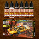 GSW Liquid Pigments Set: Dust