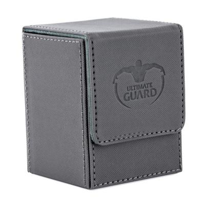 Ultimate Guard Deck Box, Flip Deck Case Xenoskin 100+ Grey