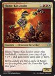 Flame-Kin Zealot - Speed vs Cunning