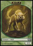 Wolf TOKEN 2/2 - Magic 2014