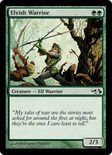 Elvish Warrior - Elves vs Goblins