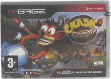 N-Gage Crash Nitro Kart