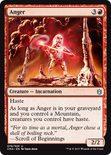 Anger - Commander Anthology