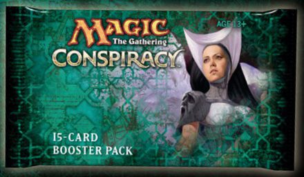 Conspiracy Booster