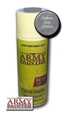 Army Painter Spray, Uniform Grey