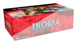 Ikoria: Lair of Behemoths Draft Booster Half Box (18 Boosters)