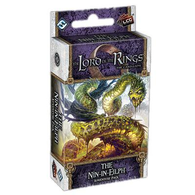 Lord of the Rings LCG: Nin-in-Eilph Adventure Deck