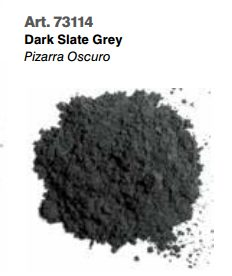 Vallejo Pigments: Dark Slate Grey 73114