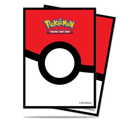 Ultra Pro Sleeves Pokemon: Pokeball (65pcs)