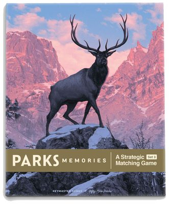 Parks Memories: Mountaineer (PREORDER)