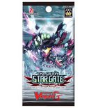 Cardfight Vanguard G Extra Booster Vol. 3: The Galaxy Star Gate Booster
