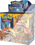 Pokemon SM1: Sun & Moon Booster Half Box