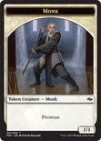 Monk TOKEN 1/1 - Fate Reforged