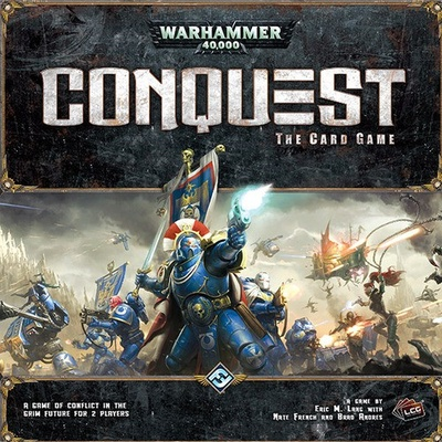 Warhammer 40,000 Conquest The Card Game (LCG Core Set)