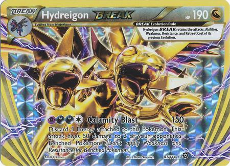 Hydreigon Break 87//114 en