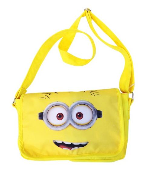 Minions Shoulder Bag Minion Face