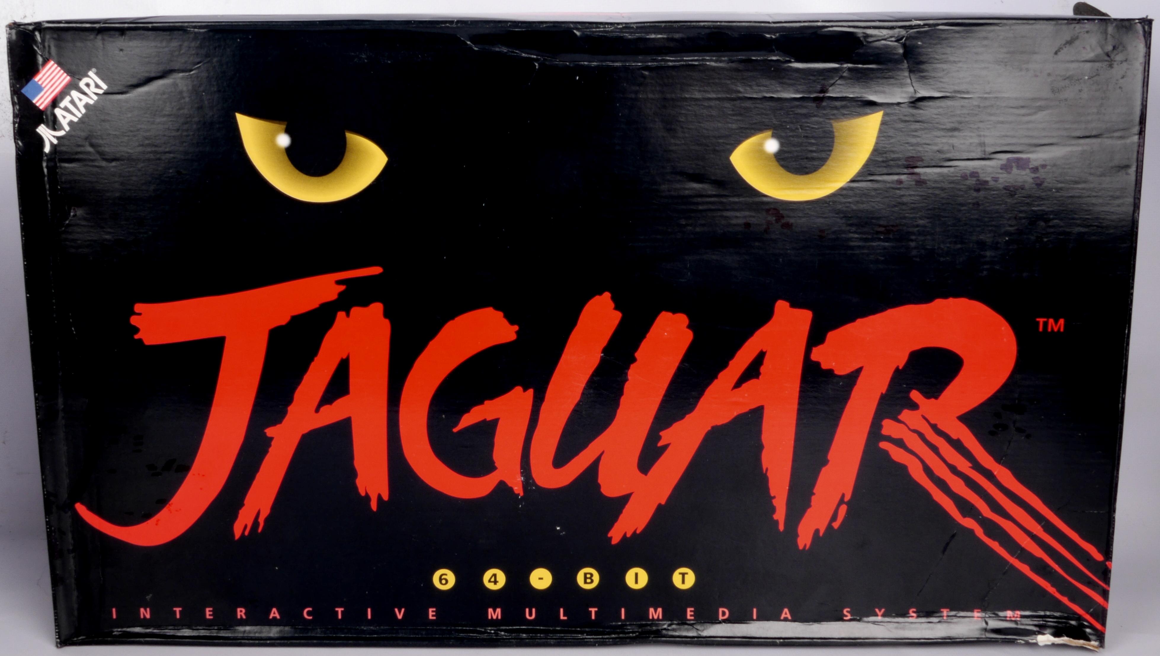 Atari Jaguar Console | Retro C...