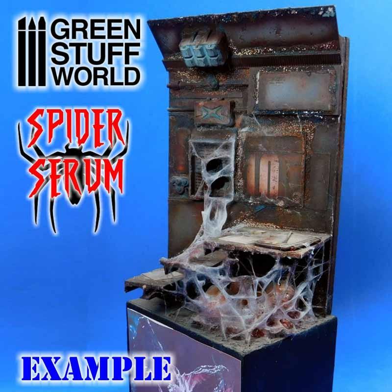 Kuvahaun tulos haulle gsw spider serum
