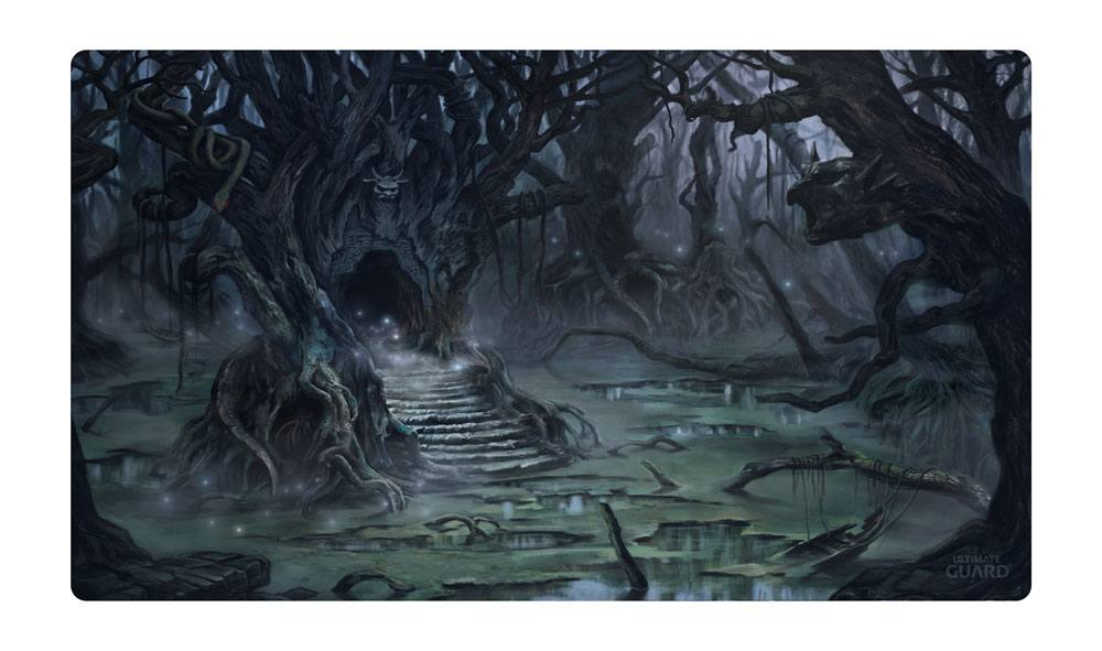 Ultimate Guard Playmat Lands Edition Ii Swamp